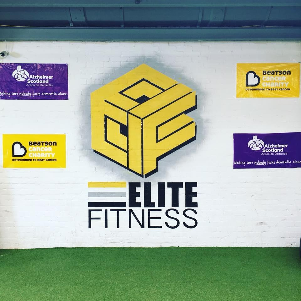 Michael McGurk 24 Hour Gym Challenge for Alzheimers Scotland and Beatson Cancer Charity Scotland